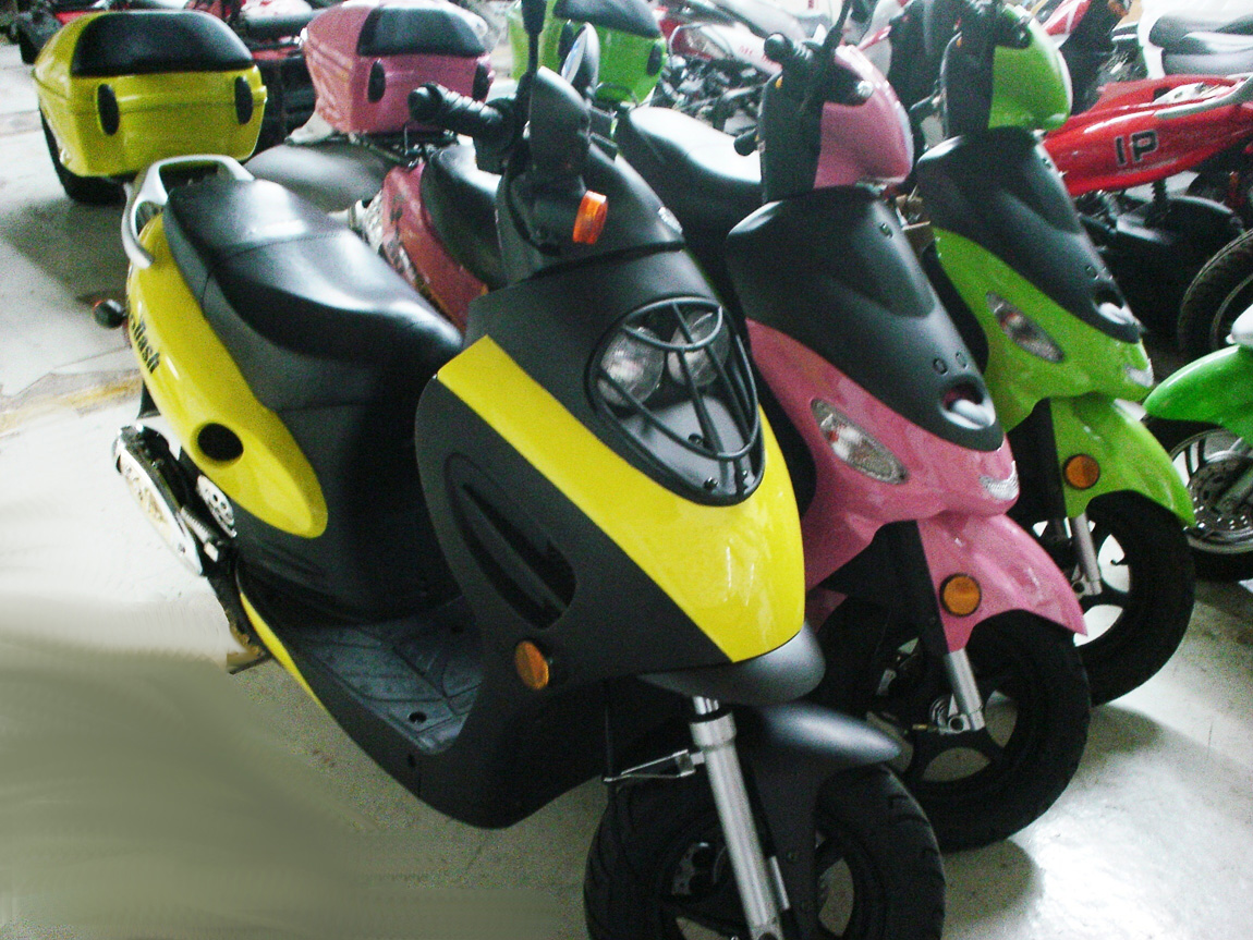 More Scooters